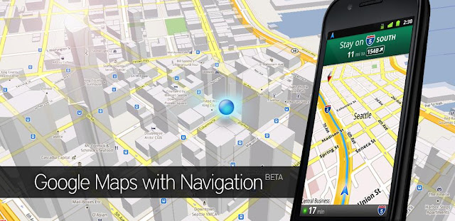 Download Google Maps v9.44 APK, Google Released New Update with Best-OF Option