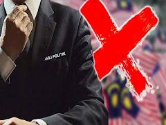 Malaysia Aman Tanpa Ahli Politik