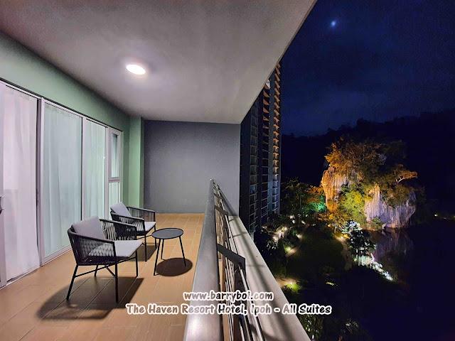 The Haven All Suite Resort Ipoh Perak Penang Blogger Influencer