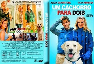 Filme Um Cachorro Para Dois (Who Gets The Dog) DVD Capa