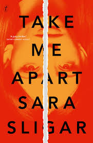 DARK THRILL REVIEWS: A thriller for photography lovers, Take me Apart by Sara Sligar
