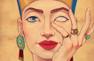 Fakta Ratu Nefertiti kekuasaan
