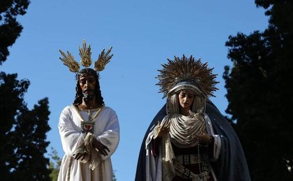 San Pablo suspende la apertura del oratorio con las imágenes del templo incluida la de Jesús Cautivo de Málaga