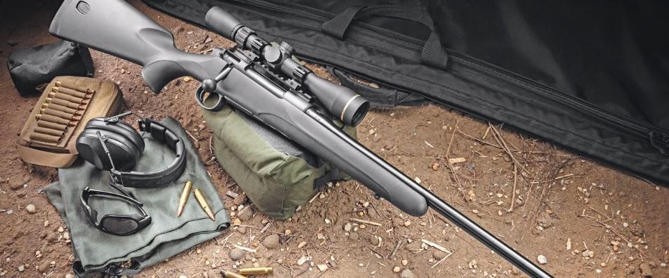 Тест доступних болтових карабінів: ATA Arms Turqua, Mauser M18 Basic