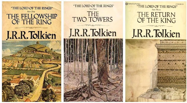 Books like The Lord of the Rings
