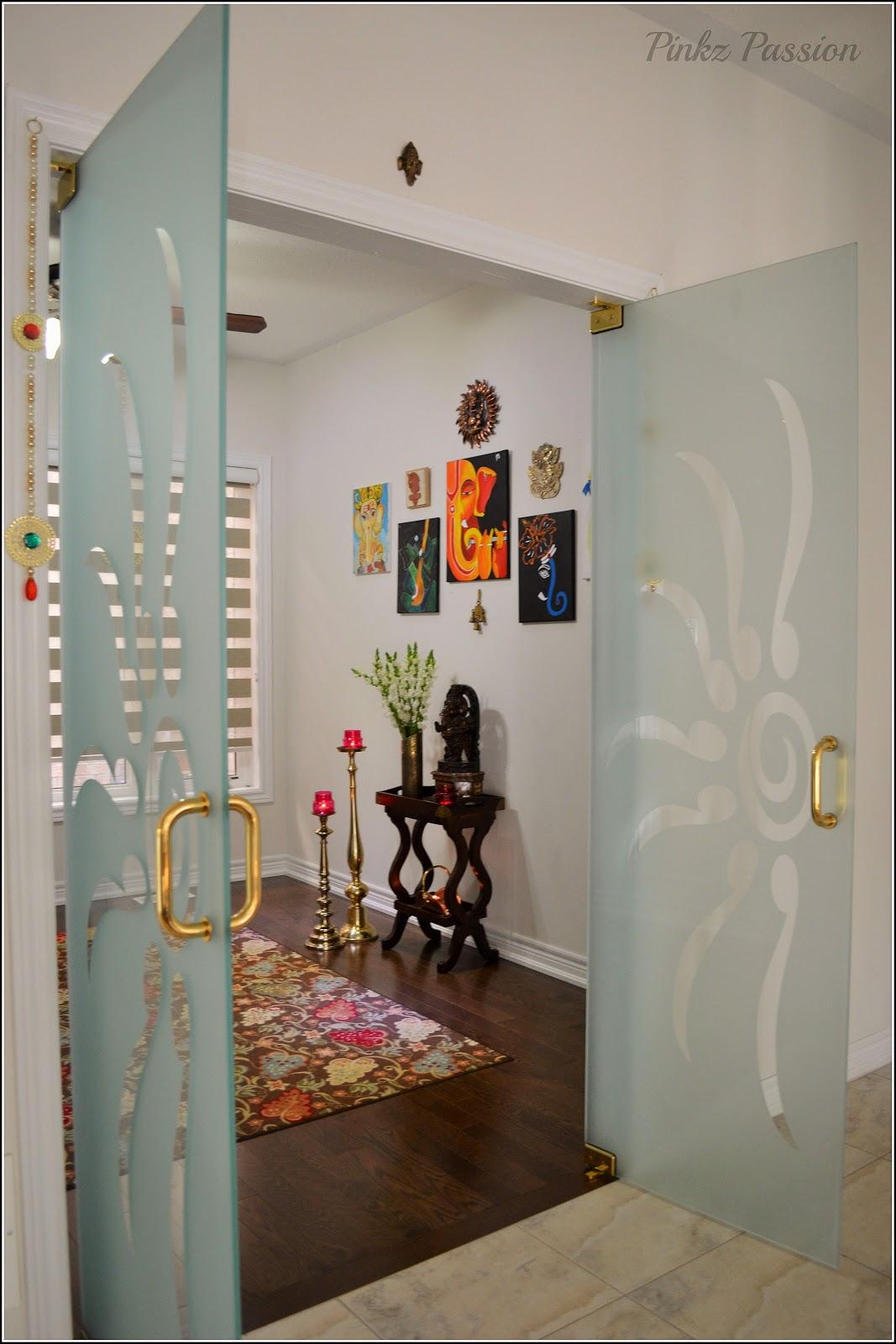 Pinkz Passion : A Zone of Serenity ( Pooja Room)