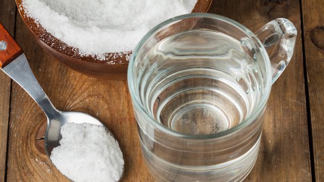 Air garam