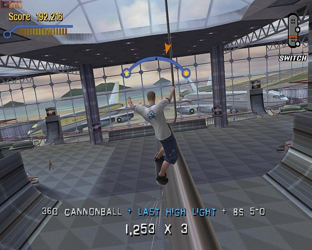 tony hawk pro skater 3 iso gamecube