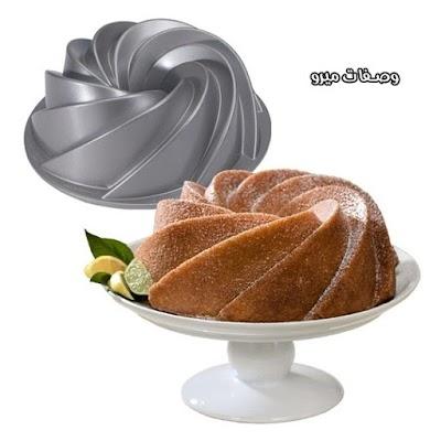 8 نصائح خبز في القوالب المزخرفة