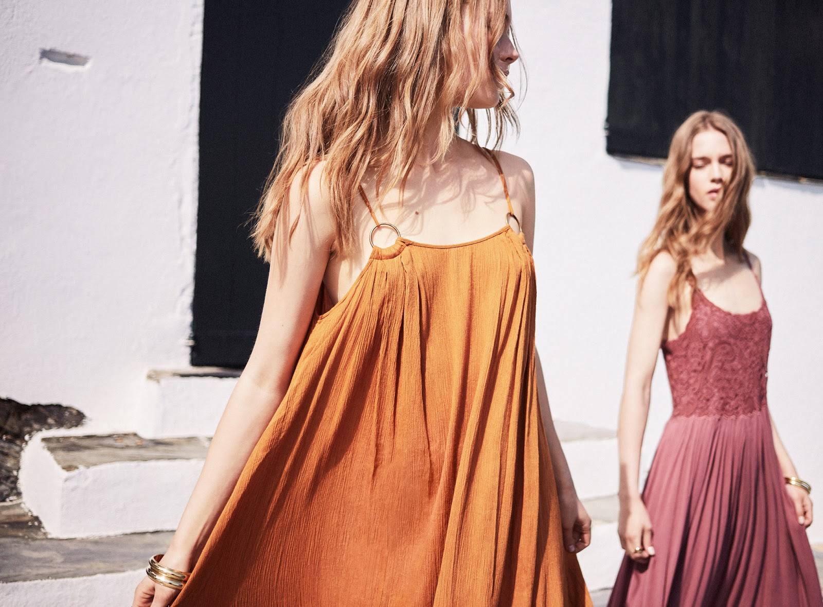 Mango Bohemian Spirit Spring/Summer 2016 Look book via www.fashionedbylove.co.uk