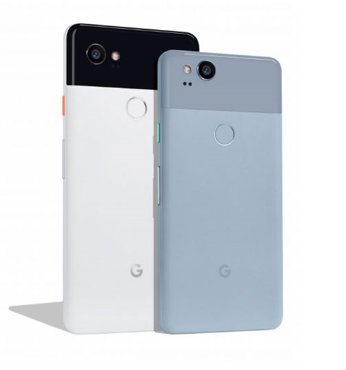Google Pixel 2, Pixel 2 XL Officially Unveiled