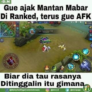 Meme lucu mobile legend