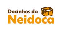 Logotipo criado para Docinhos da Neidoca por Minuta Linguagem Visual