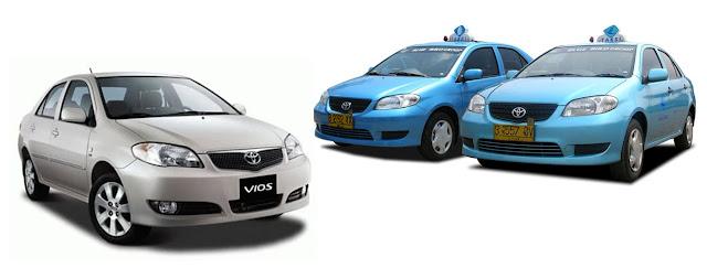 Perbedaan Vios Asli dan Vios Palsu  Alias Limo Ex-Taxi