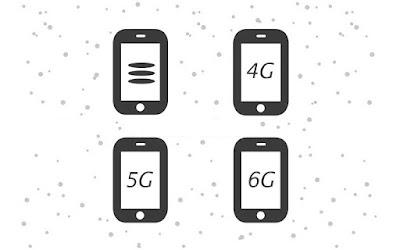 Perbedaan jaringan 5G dan 6g