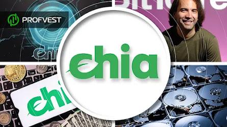Chia (XCH) – обзор криптовалюты и ее особенности