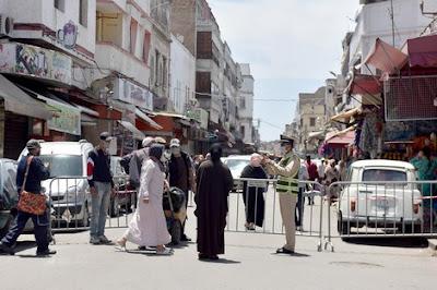 عاااجل المغرب يقرر تمديد حظر التنقل الليلي لأسبوعين إضافيين