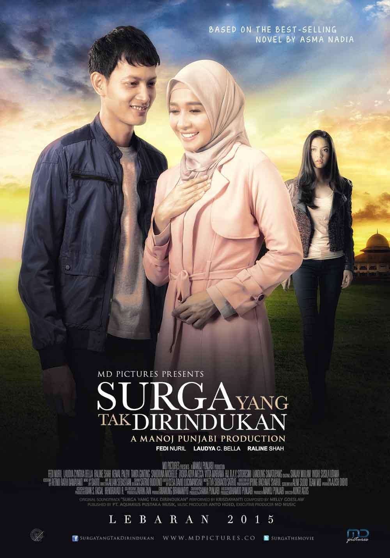 Lima Film Adaptasi Buku Indonesia dengan Penjualan Terbaik