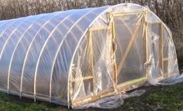 membuat green house dari pipa pvc