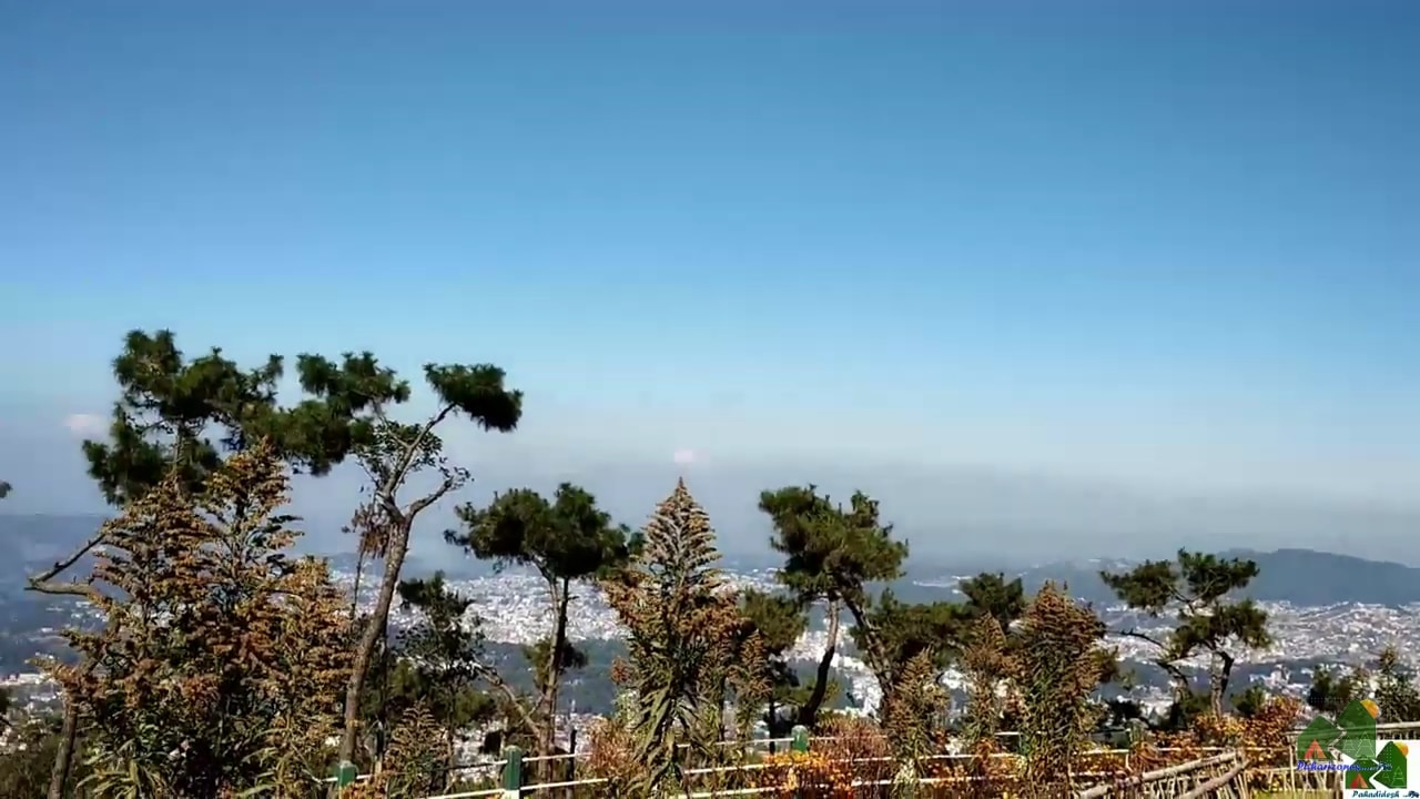 Shillong view point
