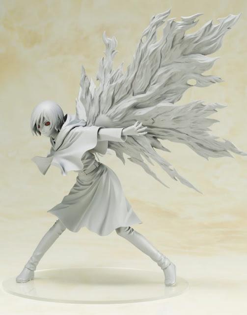 "Touka Kirishima ARTFX J 1/8  de ""Tokyo Ghoul"" - Kotobukiya"