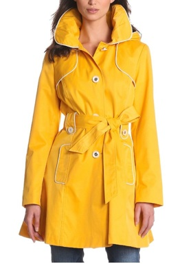 fa0b4be8bcc38 Piped Trench Coat
