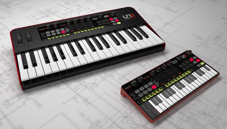IK Multimedia releases UNO Synth Pro and UNO Synth Pro Desktop