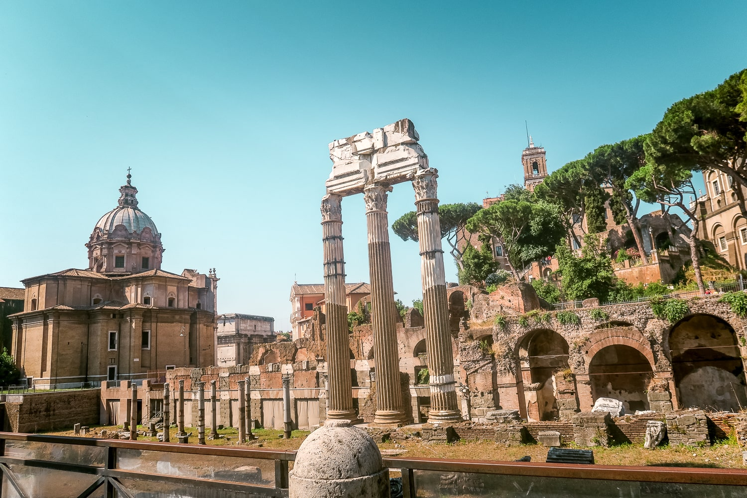 Places to visit in Rome Italy