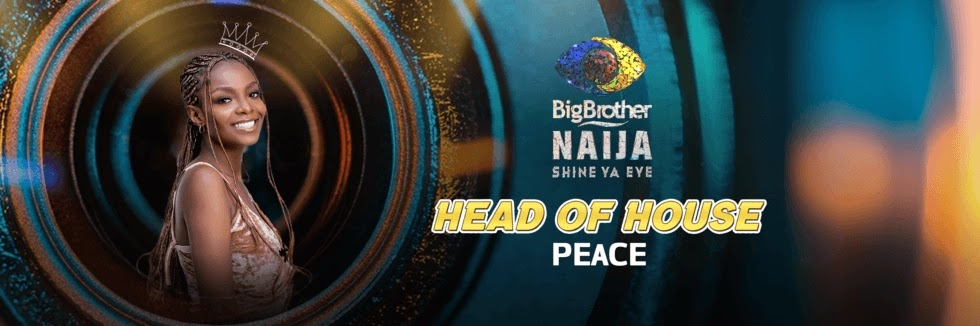 It's Day 2 and Peace is the Season's first HoH! Nollywood's Big Brother Nigeria