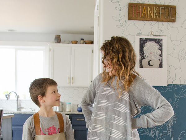 How to Sew an Easy Apron for Kids
