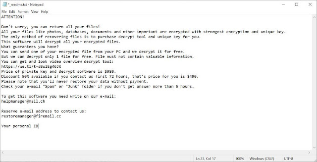 TABE (Ransomware)