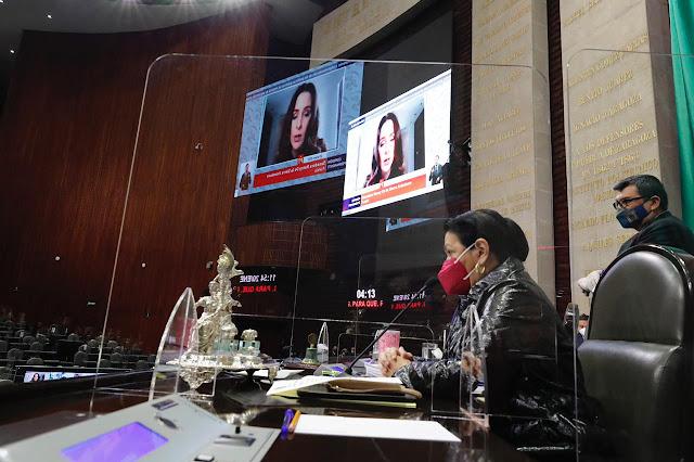 La Comisión Permanente refrenda el compromiso del Legislativo en fortalecer la agenda bilateral con EE.UU