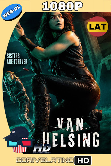 Van Helsing (2018) Temporada 03 WEB-DL 1080p Latino-Ingles MKV