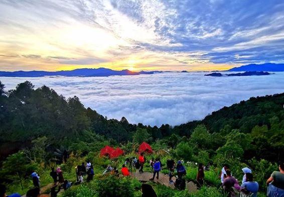 Puncak Lolai Toraja