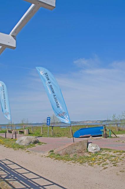 szkoła wind&kite w Rewie, Hotel Skipper