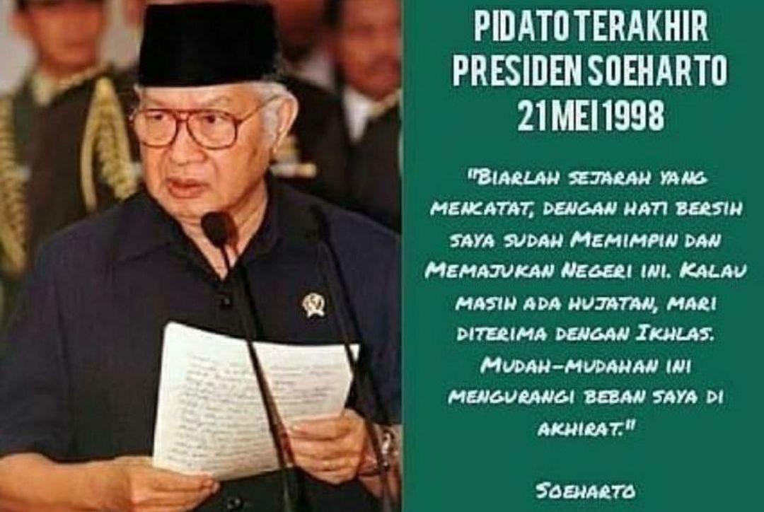 Tommy-Soeharto-Unggah-Pidato-Terakhir-Presiden-RI-ke-2-Netizen-Seburuk-buruknya-Orde-Baru-Gak-Pernah-Nilep-Dana-Haji