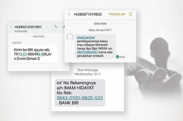 Cara Melaporkan Sms Penipuan Yang Menggangu