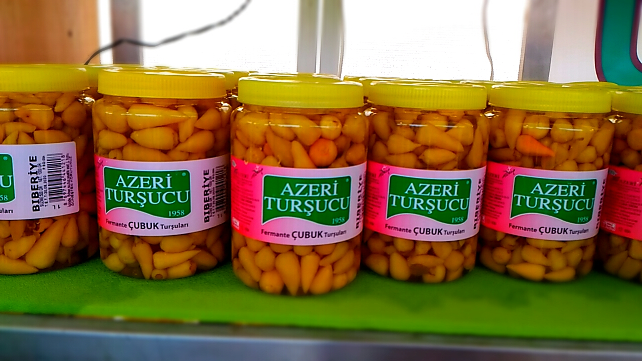 Çubuk Azeri Turşucu