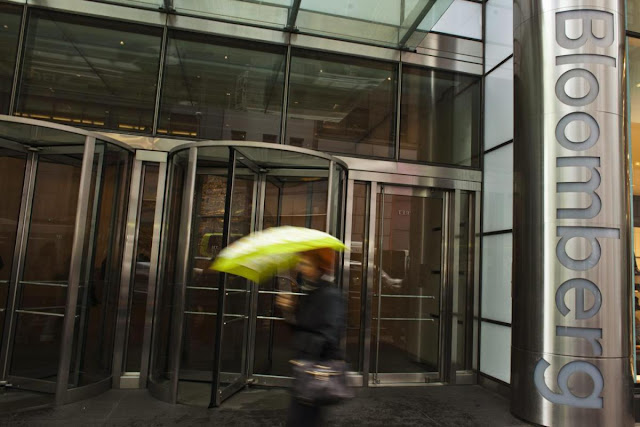 Bloomberg bigs scammed company by rigging bids, taking kickbacks from contractors: report