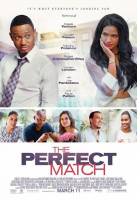 The Perfect Match 2016 DVD R1 NTSC Latino