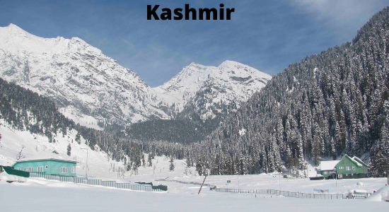 Essay on Kashmir in Hindi