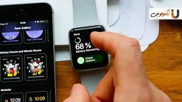 ماهي Apple Watch SE