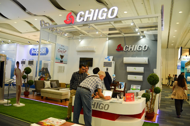 Chigo Trade Show Display