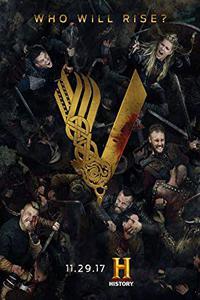 Vikings (Season 1 Episode 1-9) [Dual Audio] (Hindi-English) 480p-720p-1080p