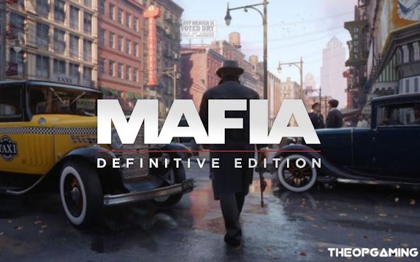 mafia definitive edition system requirement