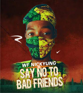 WF NICKYUNG - SAY NO TO BAD FRIENDS
