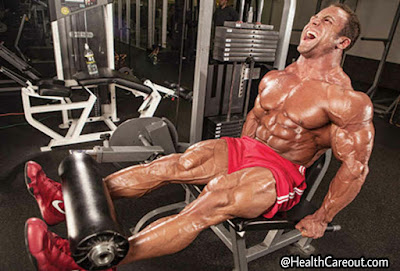 Legs workout in gym healthcareout.com