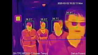 Thermal Fever Screening