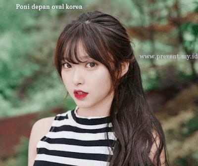 Poni Korea untuk Wajah Bulat