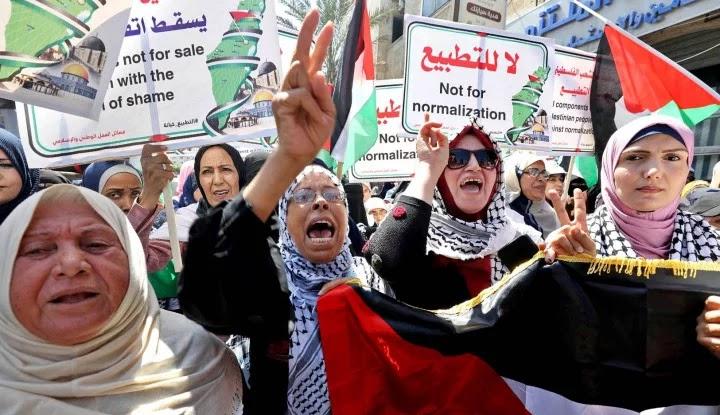 Palestina Jadikan Perang Sebagai Salah Satu Jalan Menuju Kemerdekaan?